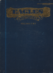 eagles - complete Volumes 1 & 2 - authentic guitar - tab edition