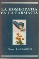 la homeopatia en la farmacia