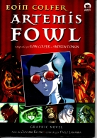 artemis fowl: o menino prodígio do crime