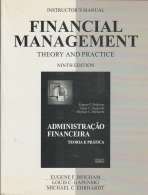 instructor ´s manual financial management - theory and practice