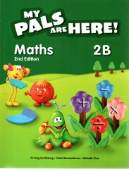 My pals are here maths 2B