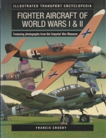 Fighter Aircraft of World Wars 1 and 2