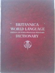 Britannica World Language Dictionary - Volume 1 (A-P)