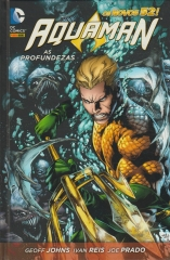 AQUAMAN - AS PROFUNDEZAS