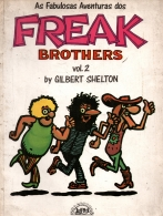 as fabulosas aventuras dos freak brothers v.2