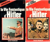 la vie fantastique d'adolf hitler 2 tomos