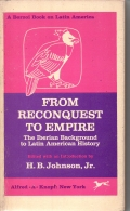 reconquest to empire