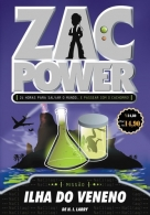 Zac Power - Ilha do Veneno