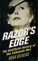 razor's edge - the unofficial history of the falklands war