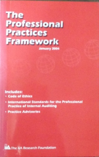 The professional practices framework
