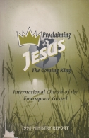 proclaiming jesus the coming king
