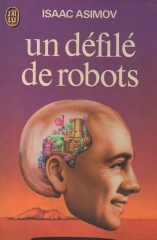 Collection j'ai lu n° 542 - Un Défilé de Robots