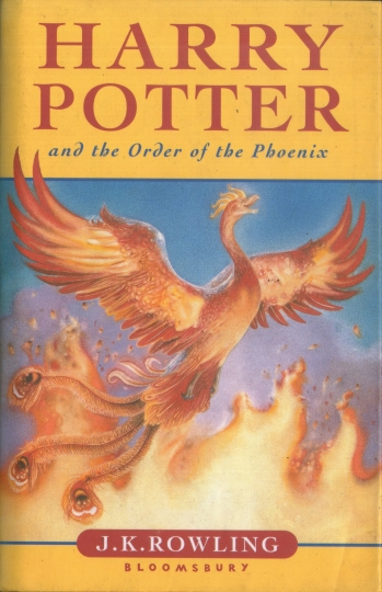 Harry Potter the Order of th Phoenix