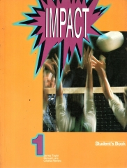 impact Students Book 1