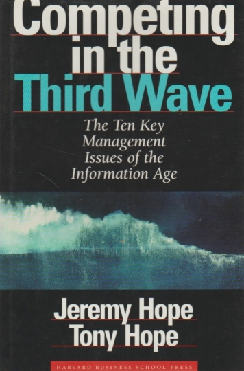 Competing in the third wave