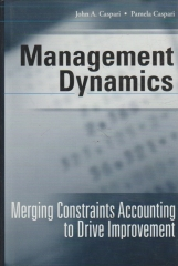 management dynamics - merging constraints accounting to drivre improvement