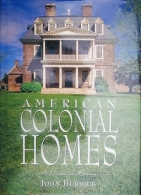 american colonial homes