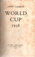 world cup 1958