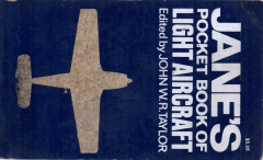 jane's pocket book of light aircraft