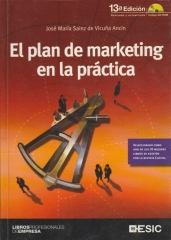 el plan de marketing en la práctica - livro com CD
