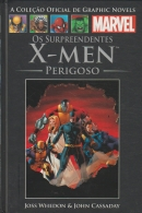Livro Graphic Novels Marvel Ed. 18 - Vol 37 - Os Surpreendentes X-Men - Perigoso