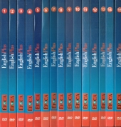 English Plus - O curso de inglês do século XXI - 30 Volumes sendo 5 Volumes de Brinde