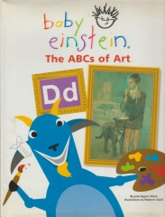 baby einstein - the abcs of art