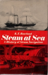 Steam at Sea - A History of Steam Navigation