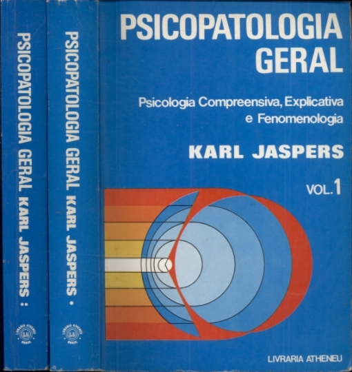 Psicopatologia Geral 2 Volumes