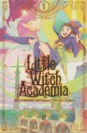 little witch academia Vol 1