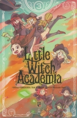 little witch academia Vol 3
