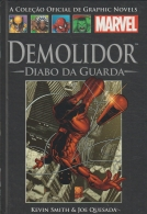 Livro Graphic Novels Marvel Ed. 17 - Vol 17 Demolidor - Diabo Da Guarda