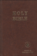 Holy Bible - Containing Old and New Testaments