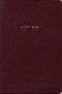 King James Personal Size Giant Print Reference Bible