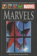 Livro Graphic Novels Marvel Ed. 08 - Vol 13 - Marvels