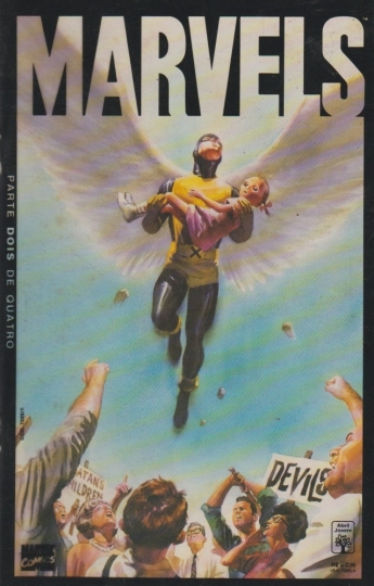 Marvels 4 Volumes