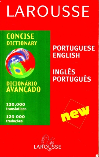 Larousse concise dictionary portuguese english