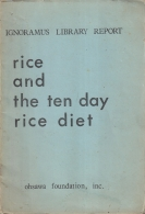 rice and the ten day rice diet