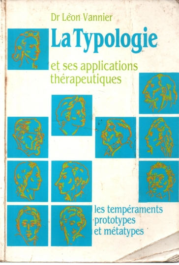 La typologie et ses applications therapeutiques