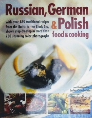 russian, german & polish - food & cooking