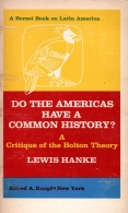 do the americas have a common history