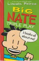 big nate triple play - 3 books all about me ! Box 3 Vol