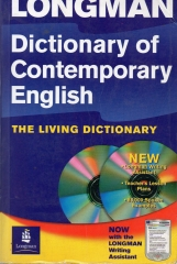 longman dictionary of contemporary english (sem cd)