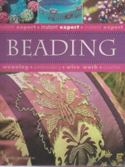 istant expert - beading - weaving - embroidery - wire work - crochet