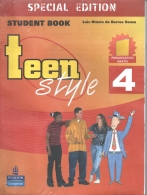 teen style student book 4