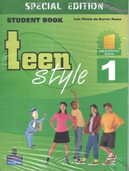 teen style 1 student book