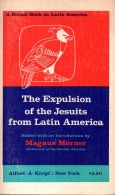 the expulsion of the jesuits latin america
