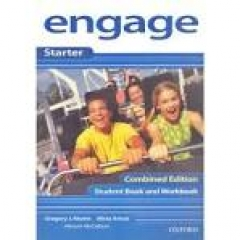 Engage Starter - Combined Edition - Student Book And Workbook With CD