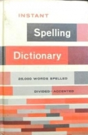 Instant Spelling Dictionary