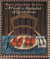 a cook's alphabet of quotations